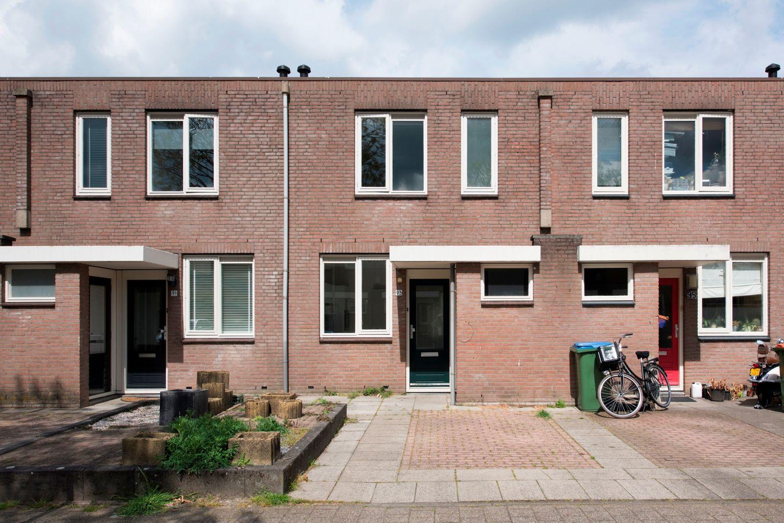 Johanna Ufkesstraat 93, Breda