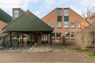 Standerdmolen 27, Papendrecht