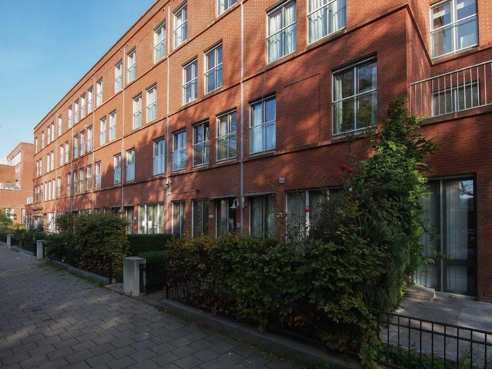 Hoogeveenlaan 18F, Den Haag