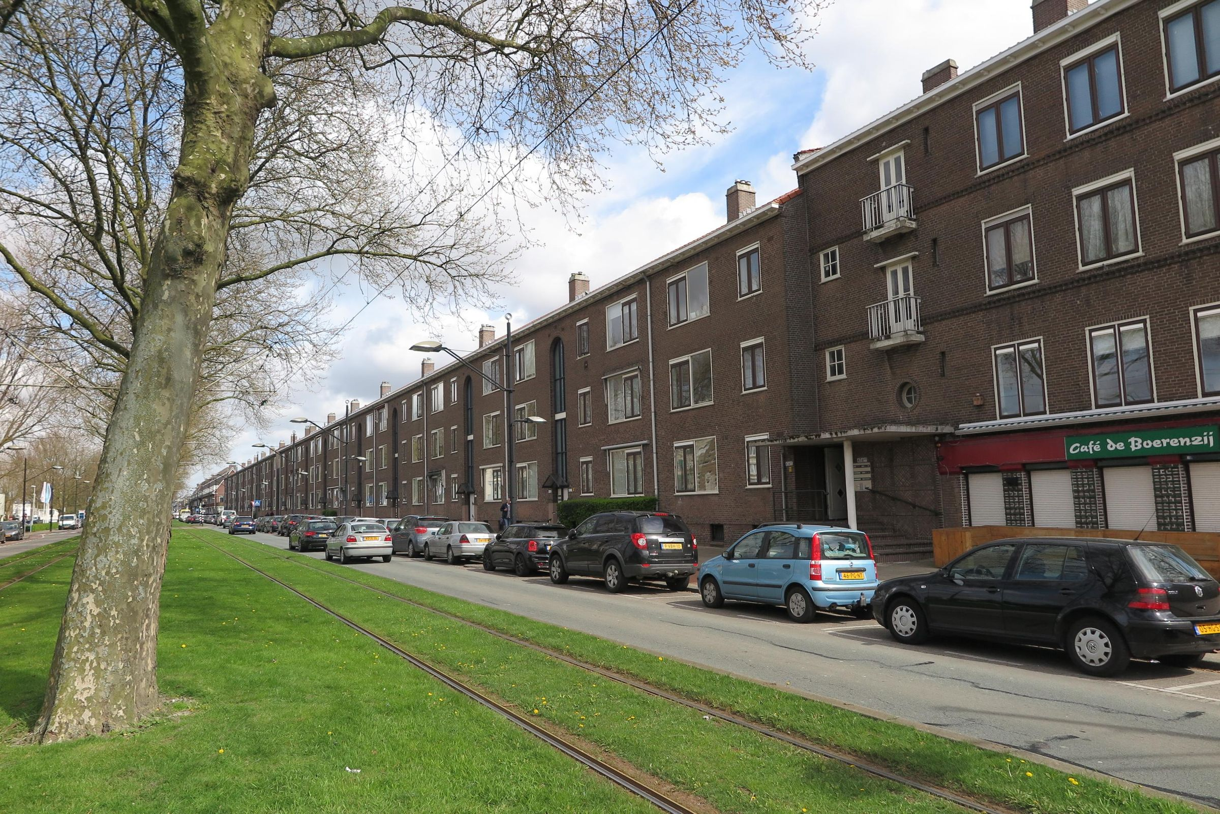 Groene Hilledijk 464-A, Rotterdam