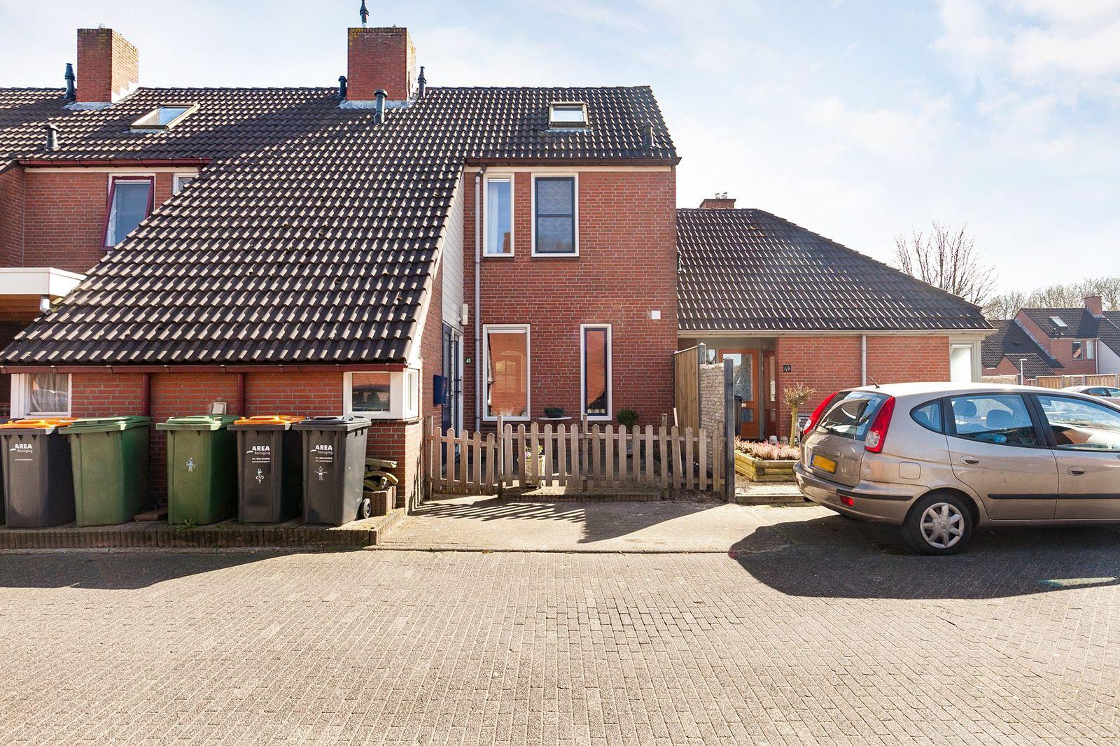 Mantinghstraat 48, Hoogeveen
