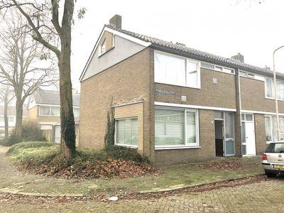 Gerardus Majellastraat 1, Roosendaal