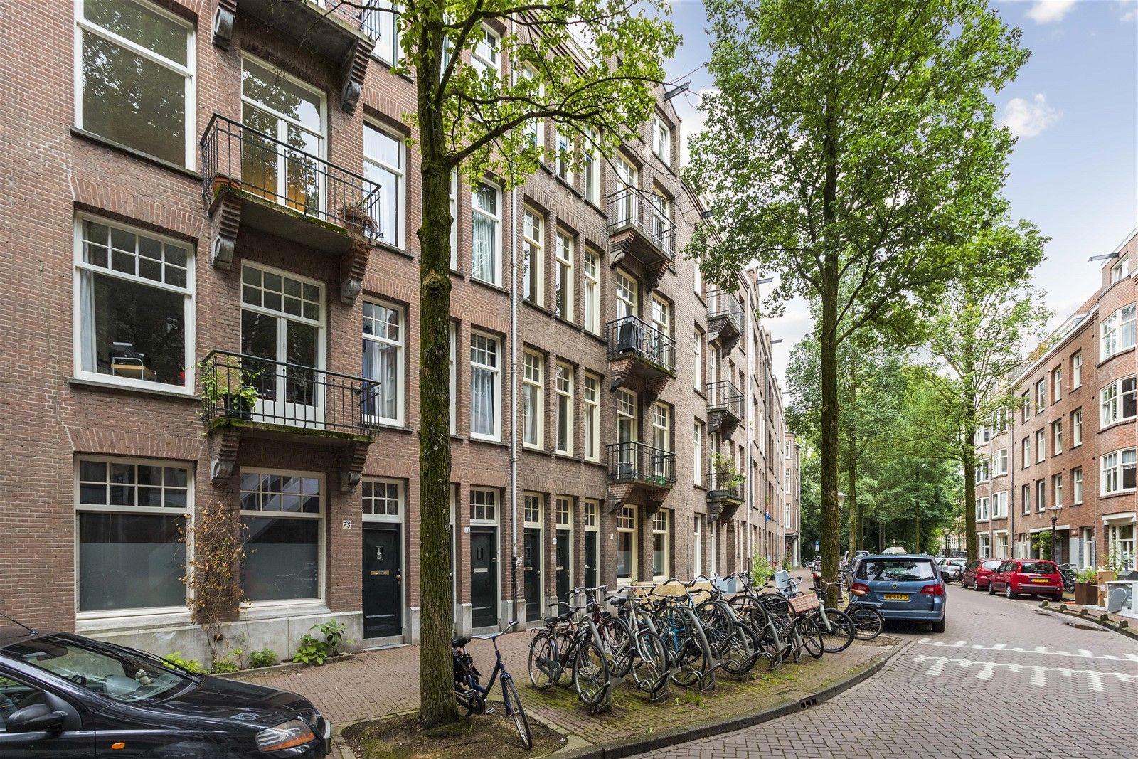 Zocherstraat 73II, Amsterdam