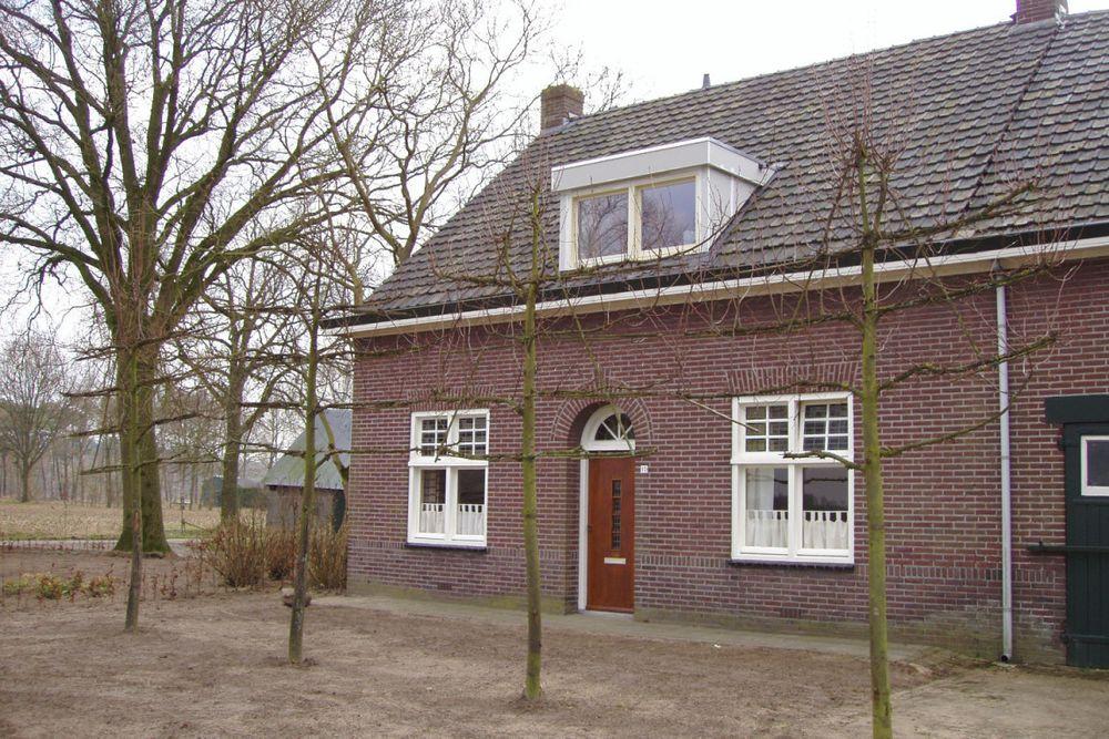 Veldhovenseweg, Knegsel