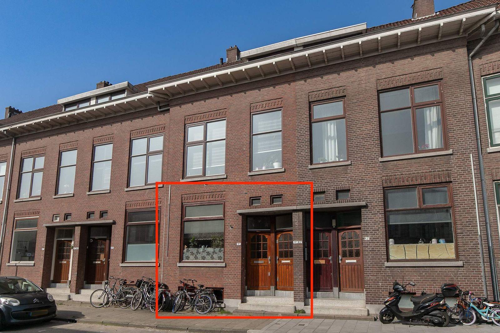 Huysmansstraat 91A, Schiedam