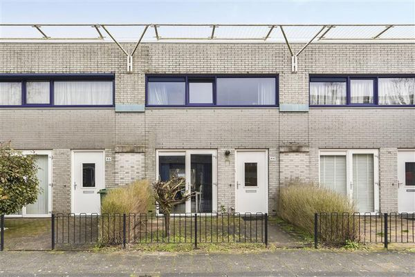 Siciliestraat 44, Almere