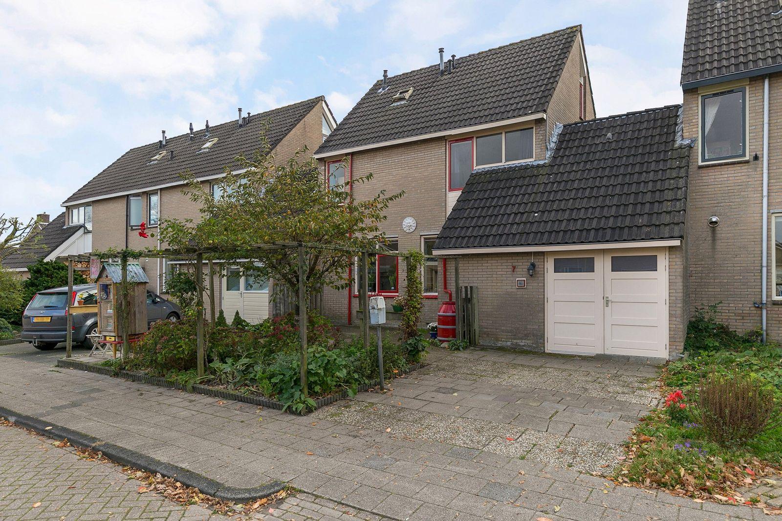 Cort van der Lindenstraat 7, Franeker
