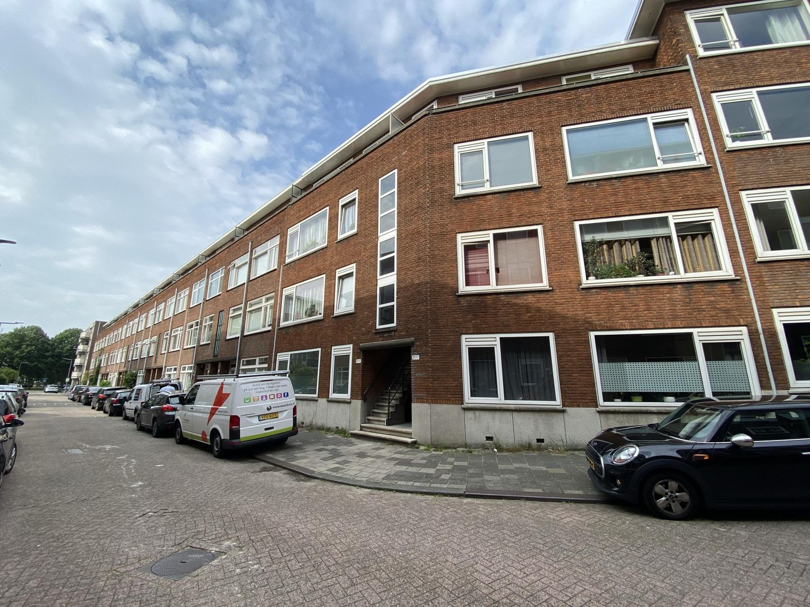 Van Houtenstraat 9-A, Rotterdam