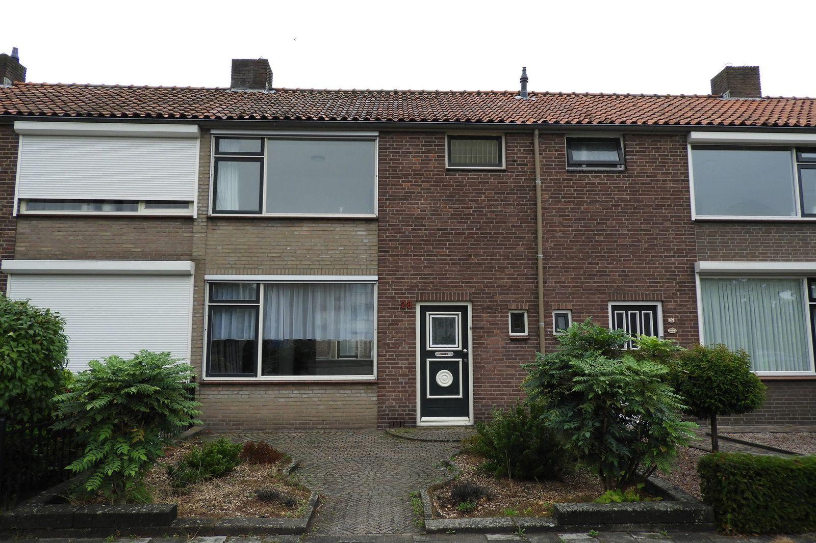 Frans Broosstraat 28, Roosendaal