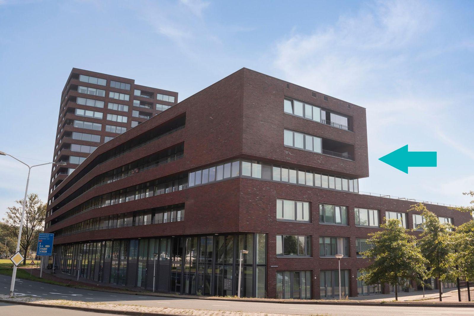 Koning Davidstraat 217, Zaandam