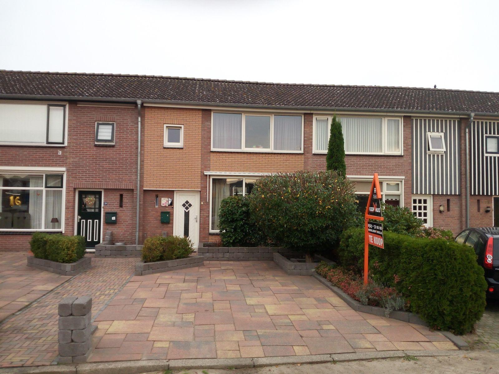 Pieter Breughelstraat 31, Coevorden