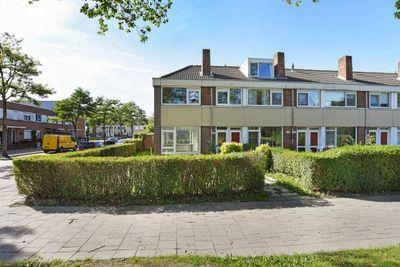 Lidewijdestraat, Hoogvliet Rotterdam