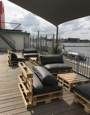 NDSM-pier, Amsterdam
