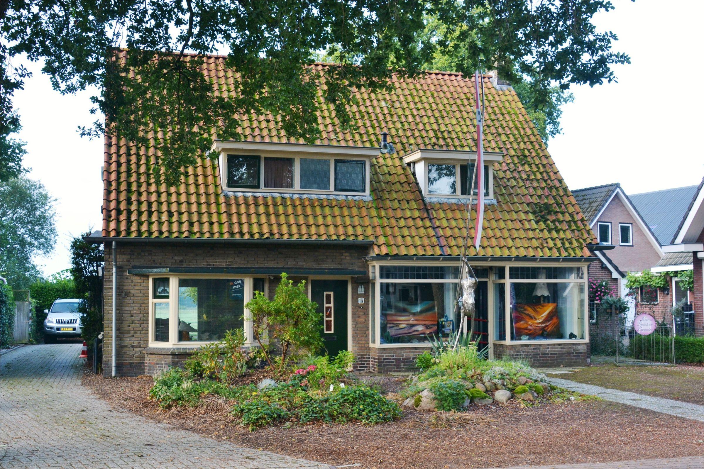 Kruisstraat 15, Zweeloo
