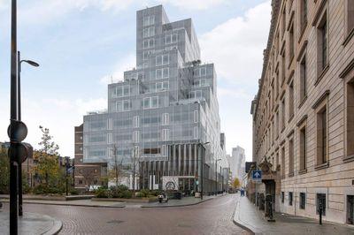 Halvemaanpassage 47, Rotterdam