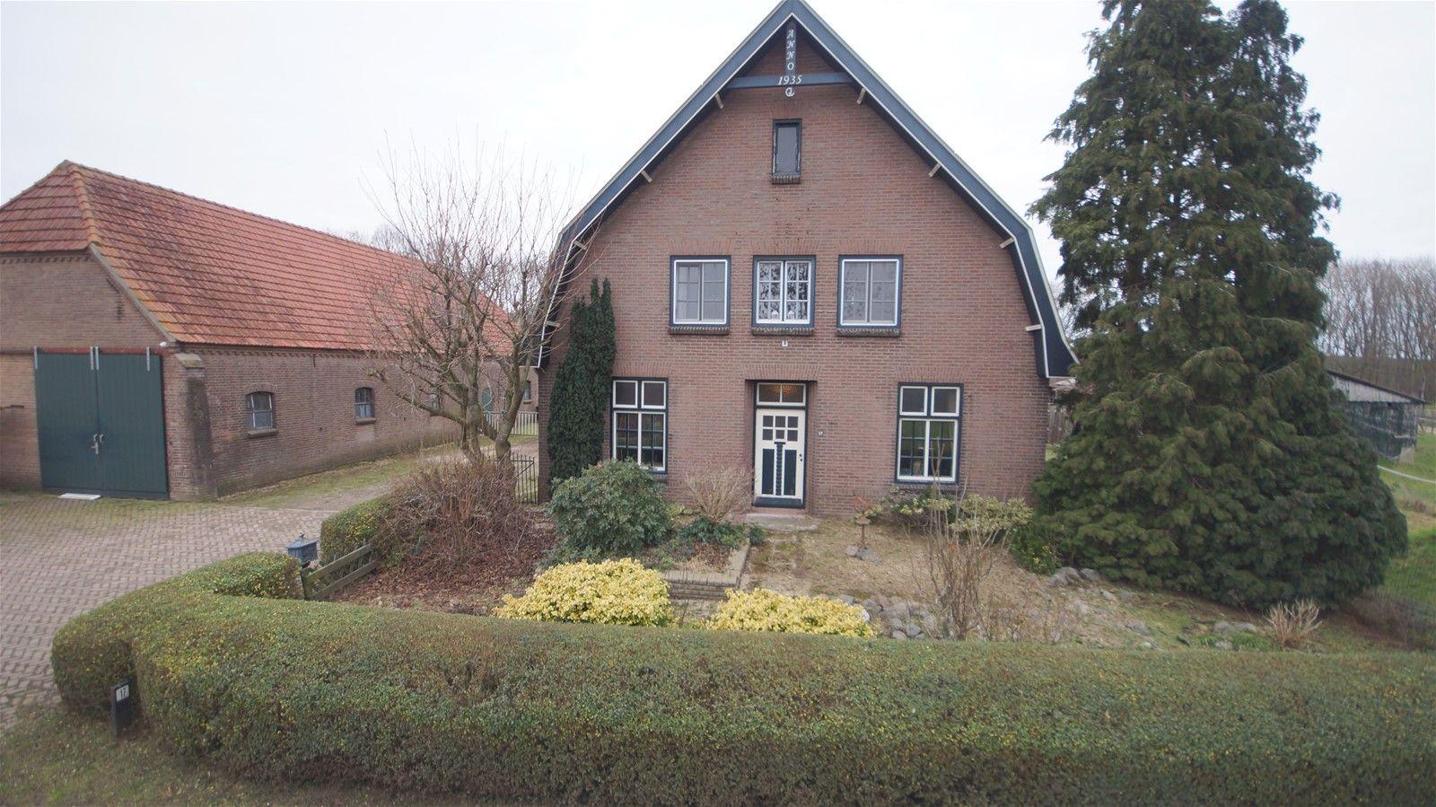 Dorpsstraat 17, Niftrik