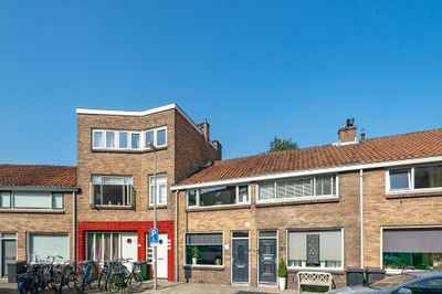 Herman Modedstraat 28, Utrecht
