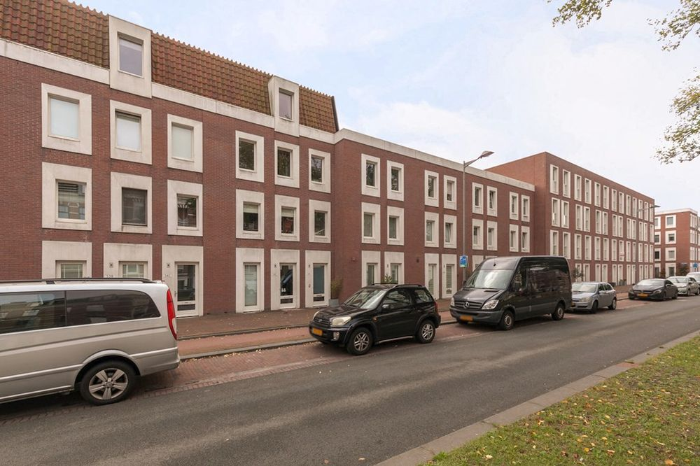 Brede Hilledijk 542, Rotterdam