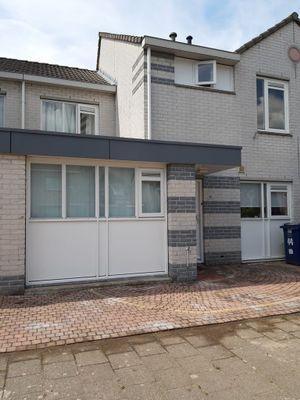 Charlie Parkerstraat, Almere