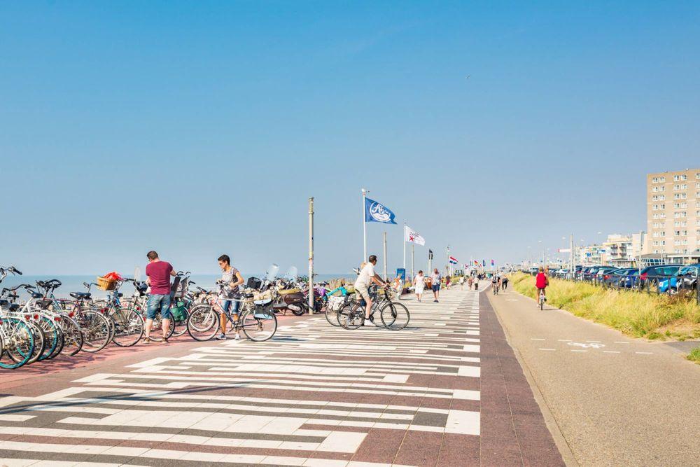 Haltestraat, Zandvoort