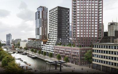 Wijnhaven 65-A02, Rotterdam