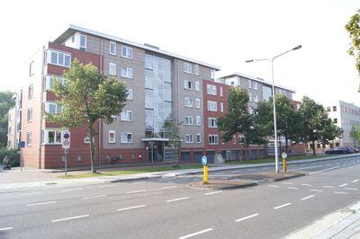 K R Poststraat, Heerenveen