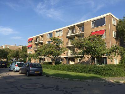 Van Hille Gaerthéstraat, Zwolle