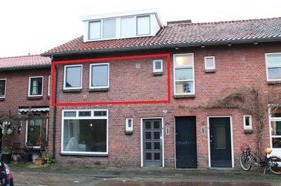 Professor Aalbersestraat, Tilburg