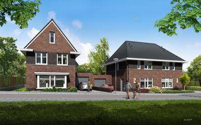 Mauritz Kwartier bouwnummer 9 0-ong, Steenbergen