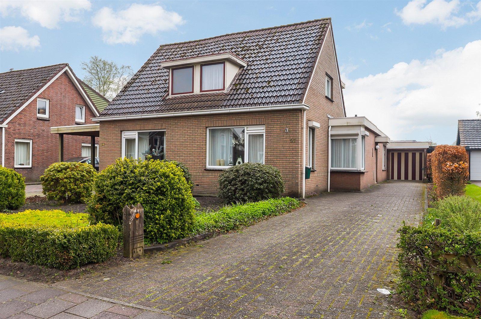 Jhr. M.W.C. de Jongestraat 57, Klazienaveen