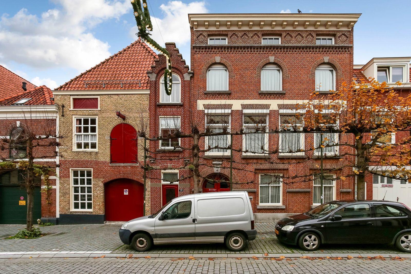 Potterstraat 11-/13/13A, Bergen Op Zoom