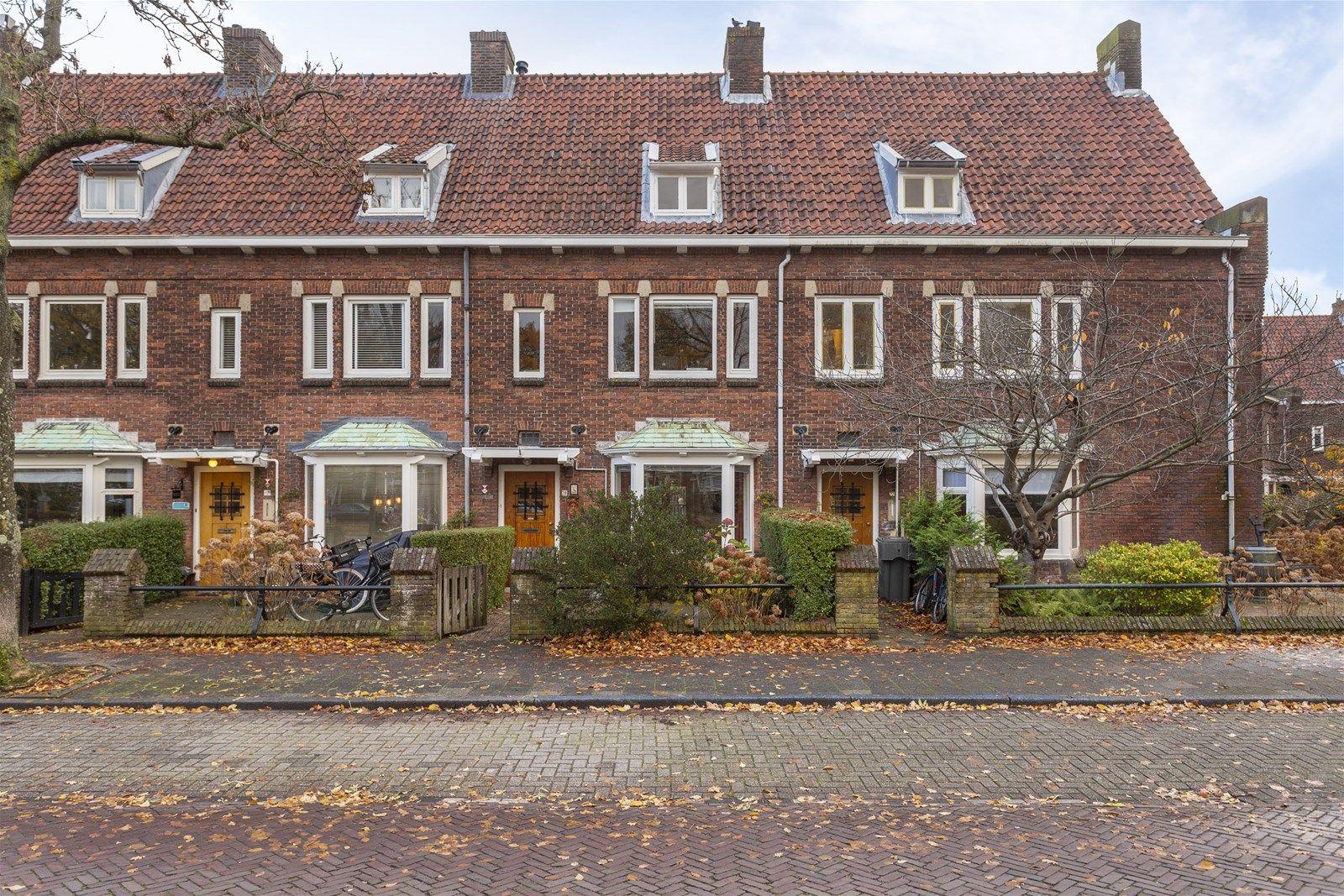 Lammenschansweg 20, Leiden