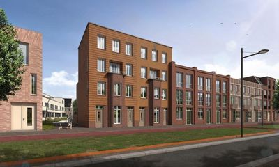 Stationslaan, Breda