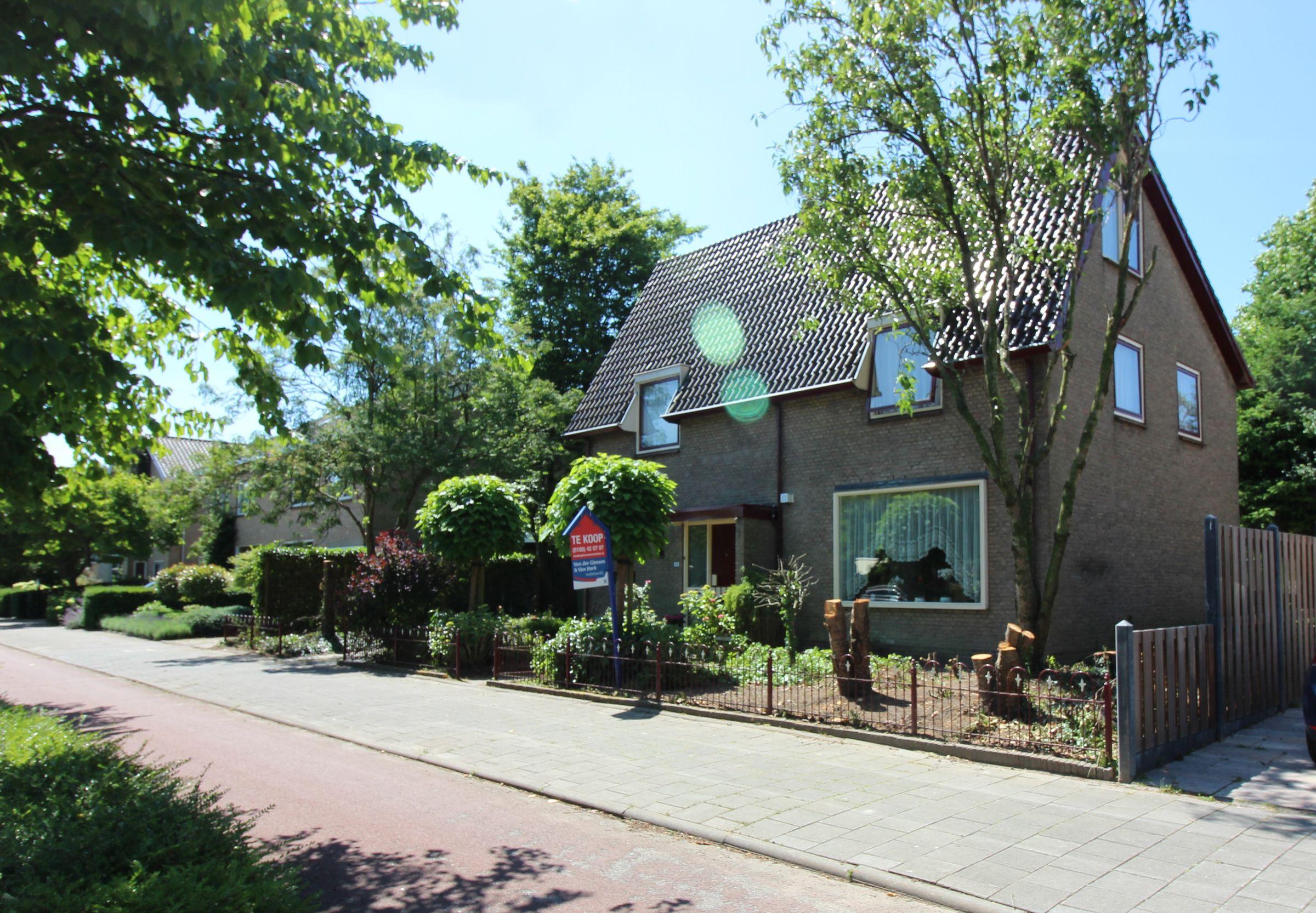 Burgemeester de Zeeuwstraat 33, Ridderkerk