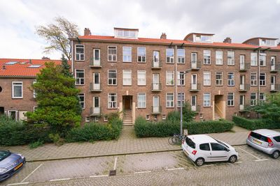 Leopoldstraat 10b, Rotterdam