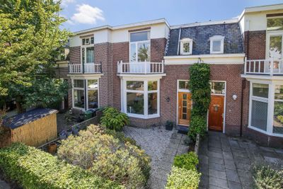 Vredeman de Vriesstraat 36, Leeuwarden