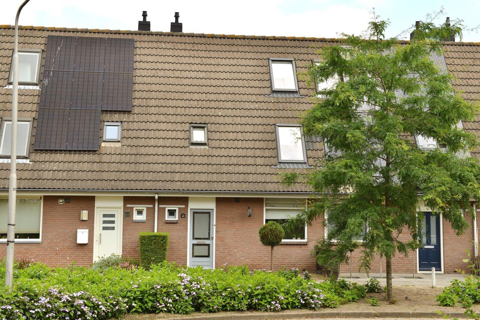 Bandeliersberg 119, Roosendaal