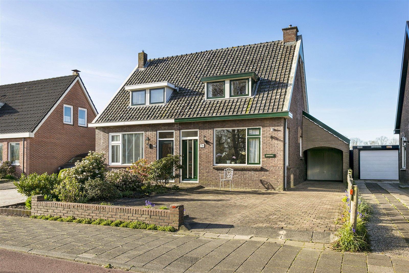 De Vos van Steenwijklaan 76, Hoogeveen