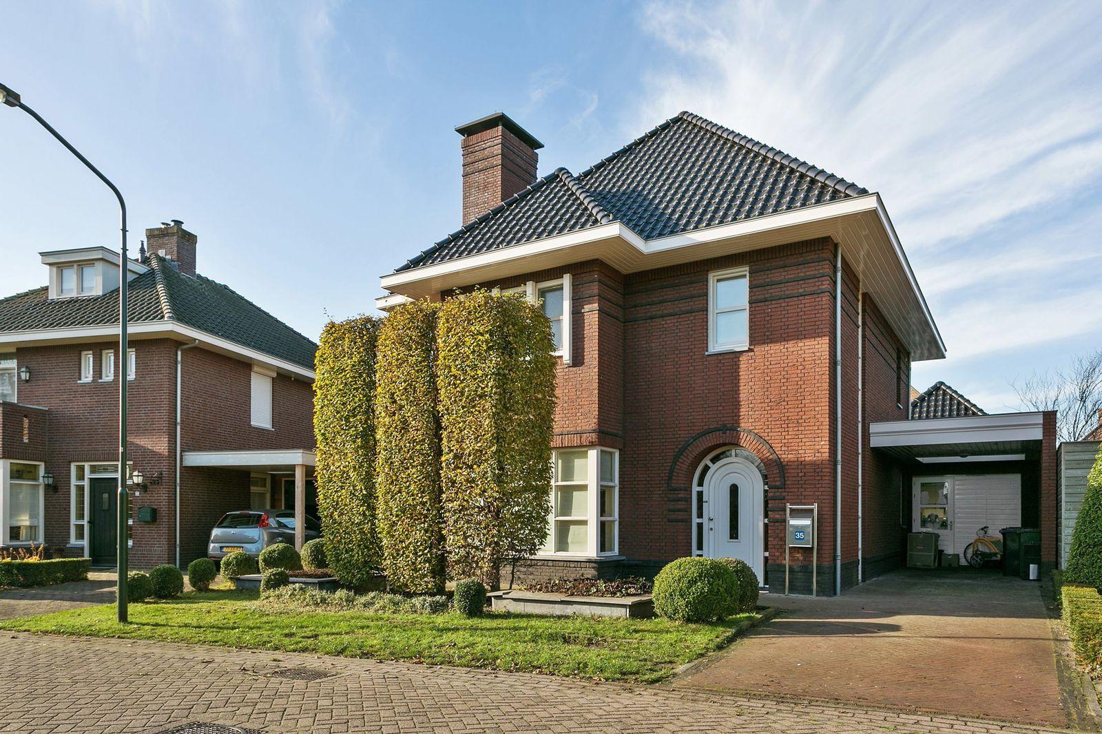 Pater Thijssenstraat 35, Veghel