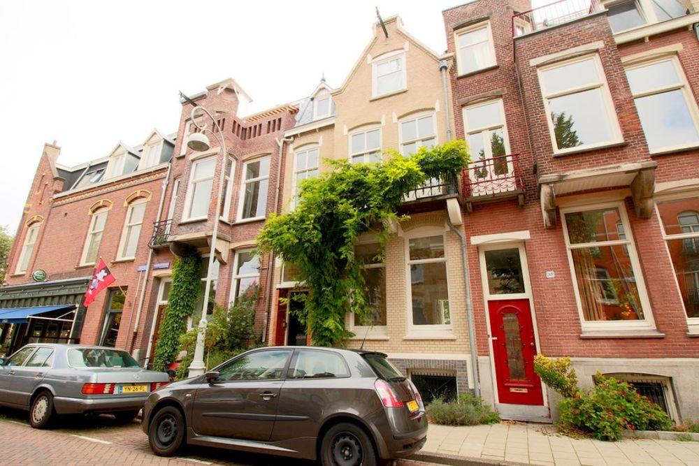 Linnaeusparkweg, Amsterdam
