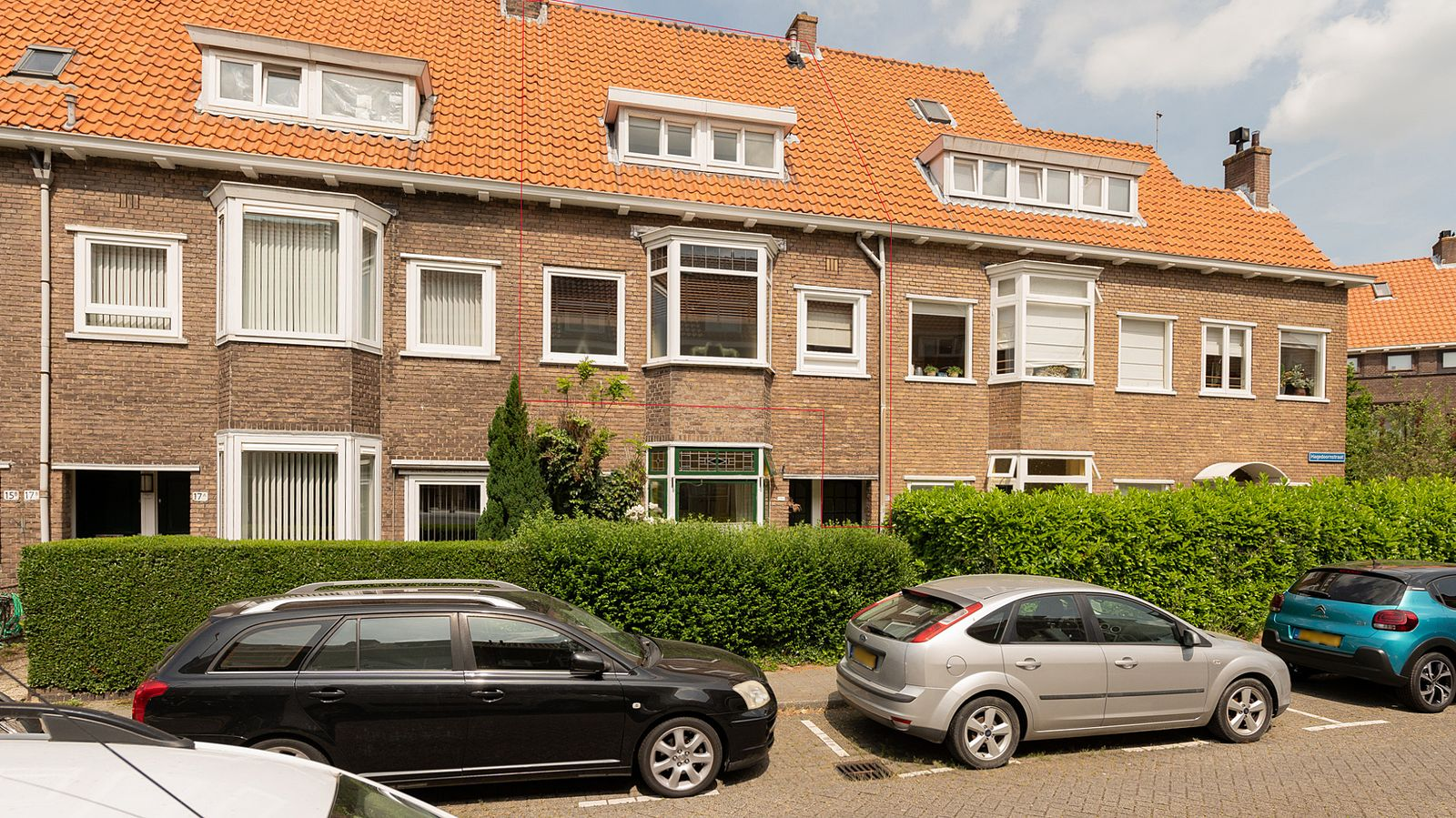 Hagedoornstraat 19-B, Rotterdam
