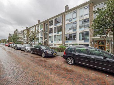 De Carpentierstraat 55a, Den Haag