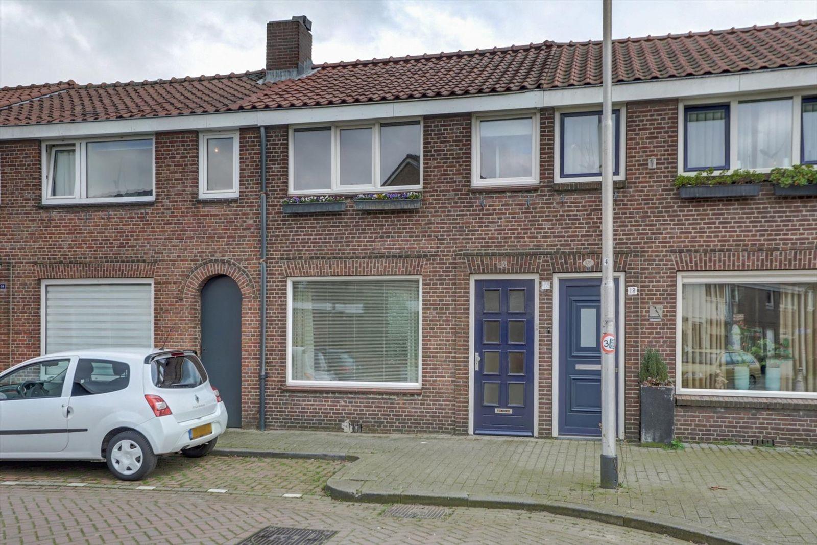 Simon Stevinstraat 16, Tilburg