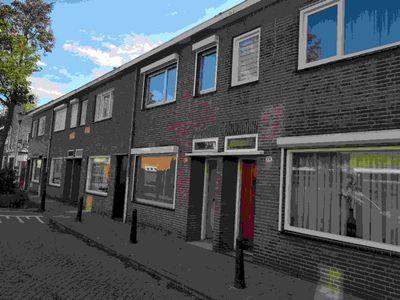 Paus Adriaanstraat, Tilburg
