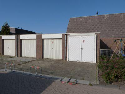 Tjalk 36 36-G + H, Lelystad