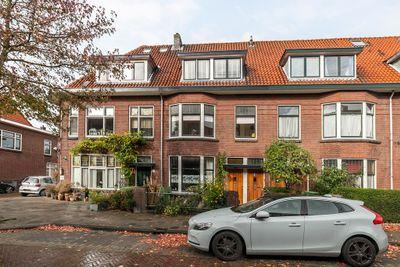 Tesselschadestraat 10A, Leiden