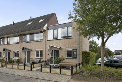 Theodora Bouwmeesterstraat 17, Zutphen