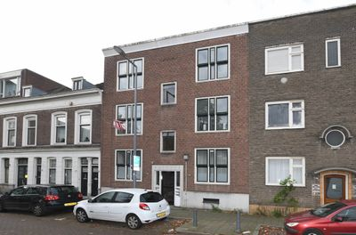 Bergstraat 44b, Rotterdam