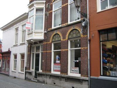Bosstraat 1, Bergen op Zoom