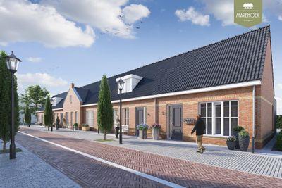 Marehoek levensloopbestendige woningen 0Ong, Oud-Vossemeer